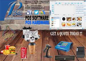 POS Point of Sale Software + Hardware