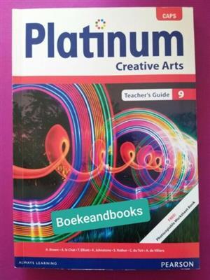 Creative Arts - Grade 9 - Teacher's Guide - Platinum - CAPS.