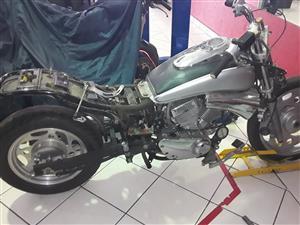 2015 Bashan 250cc XTC (Hawk)