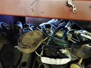 Wolseley engines