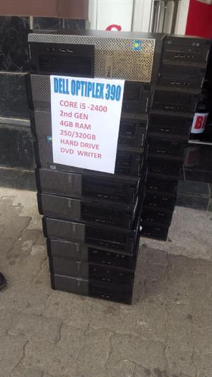 Dell Optiplex 390 Core i5-2400, Good As New | Junk Mail