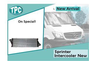 Mercedes Benz Sprinter Intercooler New For Sale at TPC