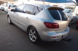2005 Mazda 3 Mazda 1.6 Original