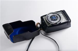 Gossen Profisix sbc Lightmeter
