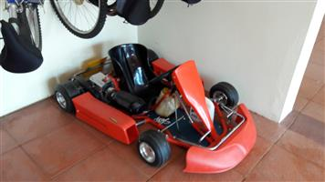 Go kart 50cc kiddies race kart