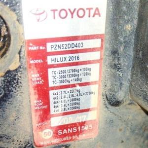 Toyota Towbar