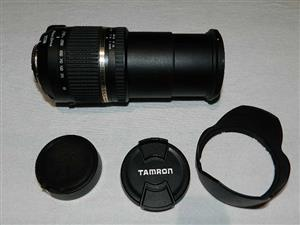 Tamron AF 18-270mm VC with Piezo Drive for Nikon