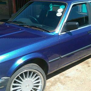 1984 BMW 3 Series 323i