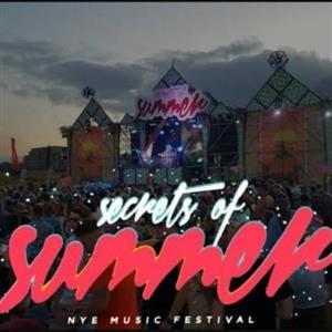 Secrets of Summer New Years Tickets!!