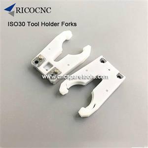 ISO30 ATC Tool Holder Forks HSD Tool Fork Plastic Tool Holder Finger