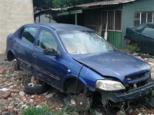 2002 Opel Astra 1.4 Essentia