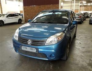 2012 RENAULT SANDERO 1.6 EXPRESSION For Rebuild