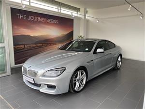 2015 BMW 6 Series coupe 650i COUPE M SPORT A/T (F13)