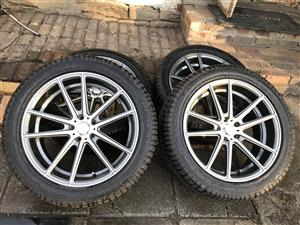 2017 Accessories Mags/Tyres