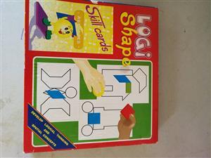 Logi shape game for sale