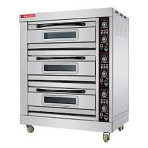 New Triple Deck Oven - 9 Tray