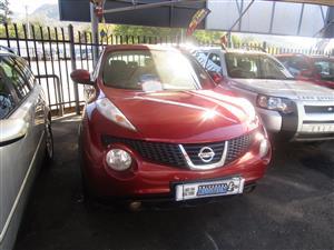 2013 Nissan Juke 1.6T Tekna