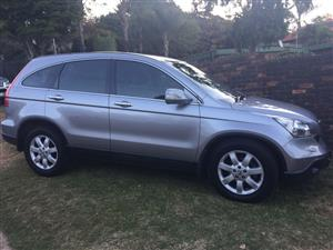 2007 Honda CR-V 2.4 Exclusive AWD