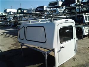 PRE OWNED BEEKMAN NP200 FULL DOOR BLIND SIDE CANOPY
