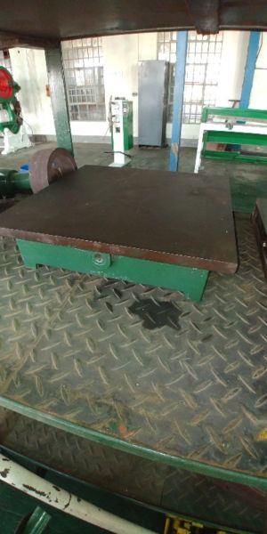 Industrial Surface Table 400mm x 400mm. 110kg x 25kg