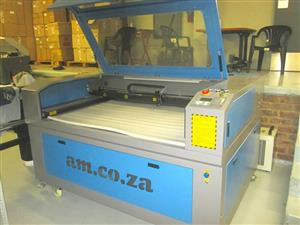 LC2-9060/130 TruCUT Performance Range 900x600mm Cabinet Type Laser Cutting & Engraving