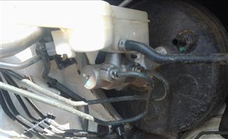 Honda Ballade i-vtec 2014- Brake Fluid Bottle & Brake Master Cylinder