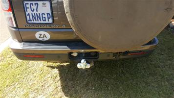 Land Rover Discovery 4 tow bar