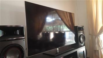 65inch TV and decoders for sale