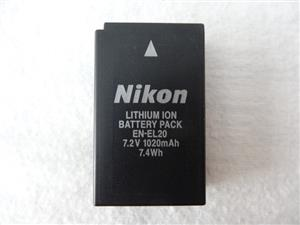 Nikon EN-EL20 ORIGINAL Battery