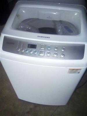 Like New Samsung Top Loader Washing Machine