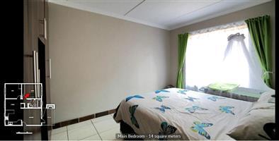 2 bedroom ground floor to rent in andeon near kirkney