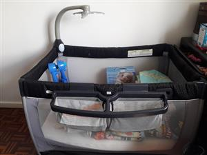 Graco Pram and Matching Car seat, cot