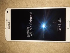 Samsung Note 4 lte 32G