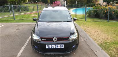 2011 VW Polo hatch POLO 2.0 GTI DSG (147KW)