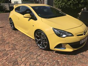 2014 Opel Astra OPC+