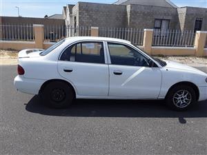1995 Hyundai Accent 1.6 GL