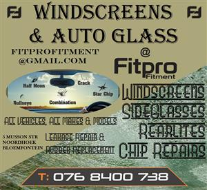 Windscreens & Chip Repairs