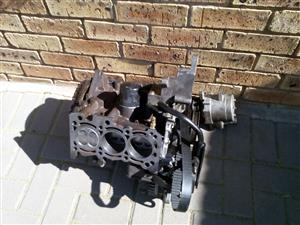 2009 Chery QQ3 engine 3 cylinder Stripping for spares