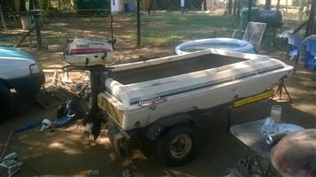 Bass boat for sale