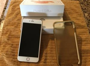Perfect working iPhone 6s Plus 64Gigs Rose Gold