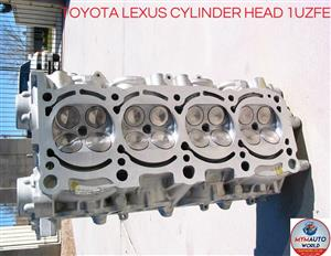 IMPORTED COMPLETE USED TOYOTA LEXUS CYLINDER HEAD ENGINES