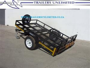 TRAILERS UNLIMITED.  GOLF CAR / QUAD TRAILERS