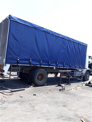 TAUT LINER TRAILERS MANUFACTURE HERE CONTACT US 011 914 1035/0635408390