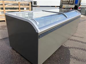 8ft 2.5m AHT Commercial Chest Freezer