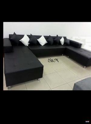 SM Designs U shape Couch
