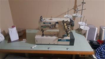 Coverseam Sewing Machine - Industrial