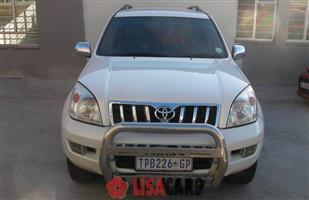2006 Toyota Land Cruiser Prado PRADO VX 4.0 V6 A/T