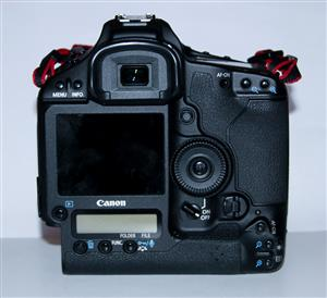 CANON 1D Mk 4 camera body
