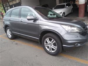 2010 Honda CR-V 2.4 Executive auto