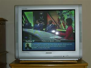TV, Sansui 73cms  - also other Furniture and appliances
